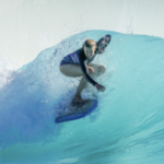 Learn to surf at Deśa Retreat