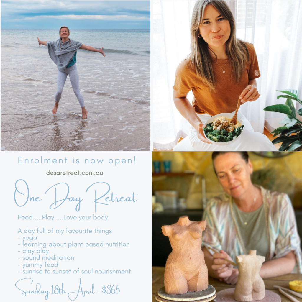 Day Retreat yoga health wellbeing Torquay Victoria